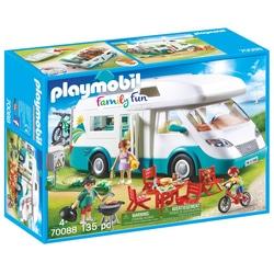 70088 - Playmobil Family Fun - Famille et camping-car
