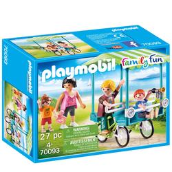 70093 - Playmobil Family Fun - Famille et rosalie