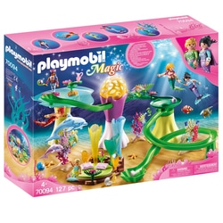 70094 - Playmobil Magic - Pavillon de corail dôme lumineux