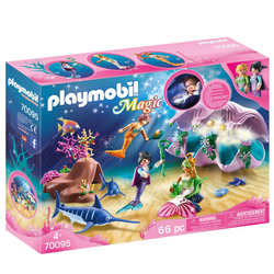 70095 - Playmobil Magic - Coquillage lumineux avec sirènes