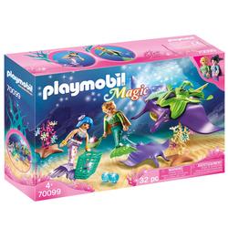 70099 - Playmobil Magic - Chercheurs de perles et raies