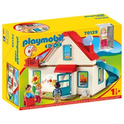 70129 - Playmobil 1.2.3 - Maison familiale