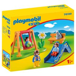 70130 - Playmobil 1.2.3 - Parc de jeux