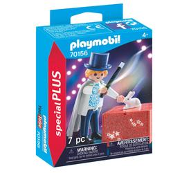 70156 - Playmobil Special Plus - Magicien et boîte