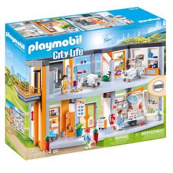 70190 - Playmobil City Life - Hôpital aménagé