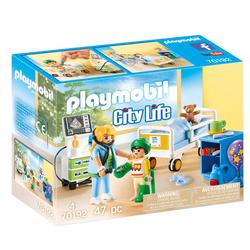 70192 - Playmobil City Life - Chambre d'hôpital pour enfant