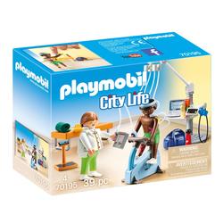 70195 - Playmobil City Life - Cabinet de kinésithérapeute