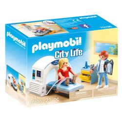 70196 - Playmobil City Life - Salle de radiologie