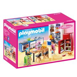 70206 - Playmobil Dollhouse - Cuisine familiale