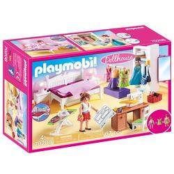 70208 - Playmobil Dollhouse - Chambre avec espace couture