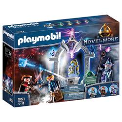 70223 - Playmobil Novelmore - Repaire secret de l'armure magique