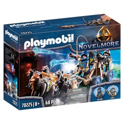 70225 - Playmobil Novelmore - Chevaliers du Loup et canon à eau