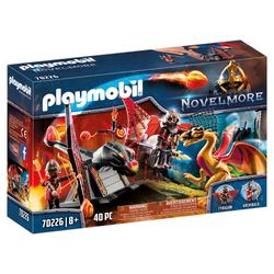 70226 - Playmobil Novelmore - Dompteurs et dragon doré