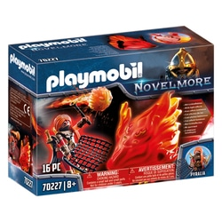 70227 - Playmobil Novelmore - Gardienne et fantôme du feu