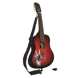 Guitare acoustique The Voice