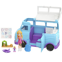 Polly Pocket-Le van aventure