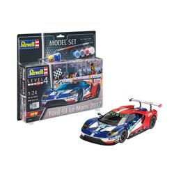 Maquette voiture Ford GT le Mans 2017