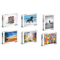 Puzzles 500 pièces High Quality