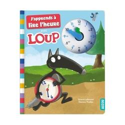 J'apprends à lire l'heure