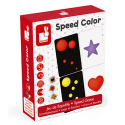 Jeu de rapidité Speed Color
