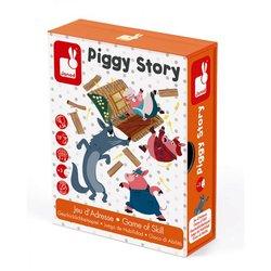Jeu d'adresse Piggy Story
