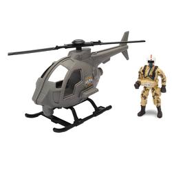 Hélicoptère ou Jeep et ses accessoires