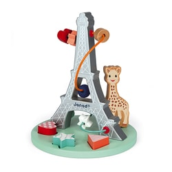 Looping en bois Sophie la Girafe