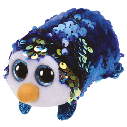 Teeny Ty sequins - Peluche Payton le pingouin 8 cm