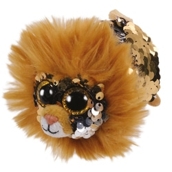 Teeny Ty sequins - Peluche Regal le lion 8 cm