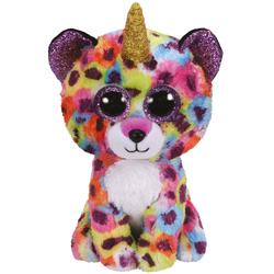 Beanie Boo'S - Peluche Giselle le léopard 15 cm