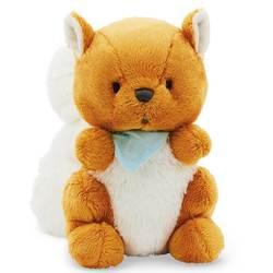 Les Amis - Peluche Biscotte écureuil 19 cm