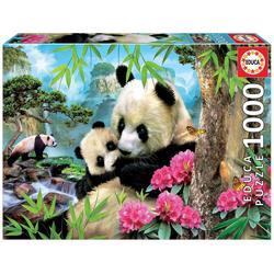 Puzzle Panda - 1000 pièces