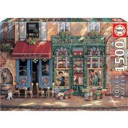 Palais des fleurs puzzle 1500 pièces