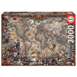 Puzzle 2000pièces Pirates
