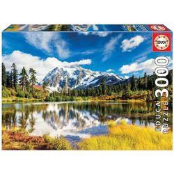 Puzzle 3000 pièces – Mont Shuksan, Washington, USA