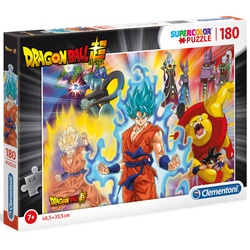 Puzzle 180 pièces Dragon Ball Super