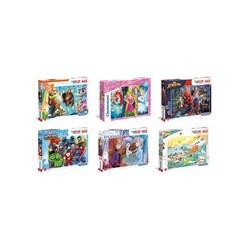 Puzzle 60 pièces Arche de Noé - Supercolor Maxi Clementoni