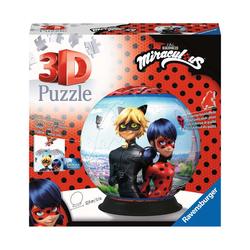 Puzzle 3D rond Pokémon
