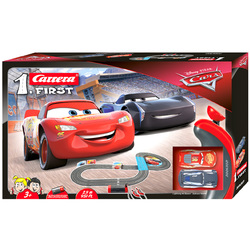 Circuit First Disney Cars 2.4 mètres
