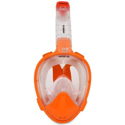 Masque de surface taille S/M orange