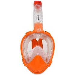 Masque de surface taille S/M orange