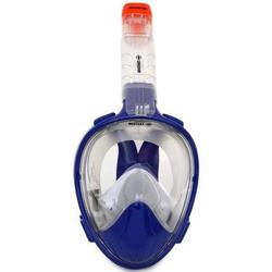 Masque de surface taille L/XL bleu