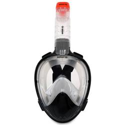 Masque de surface taille L/XL noir