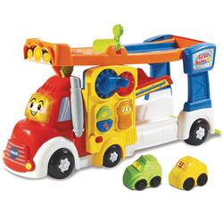 Super Camion piste zig-zag - Tut Tut Bolides