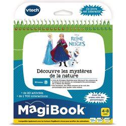 Magibook - Découvre les mystères de la nature - La Reine des Neiges 2