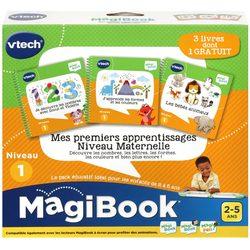Magibook - Mes premiers apprentissages - Niveau maternelle