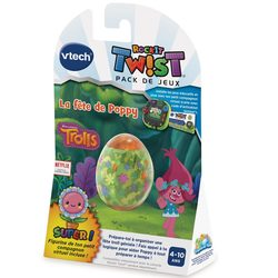Jeu Rockit Twist - La fête de Poppy - Trolls