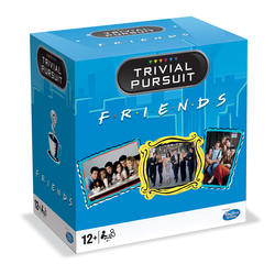 Trivial Pursuit voyage Friends