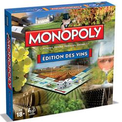 Monopoly édition des vins