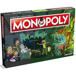 Monopoly édition Rick et Morty